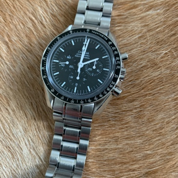 Omega Speedmaster First Watch in Space